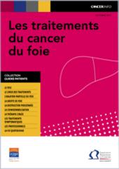 Les traitements du cancer du foie par l'INCA