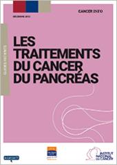 Les traitements du cancer du pancréas